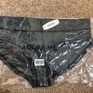 NWT Adore Me Underwear Size Small